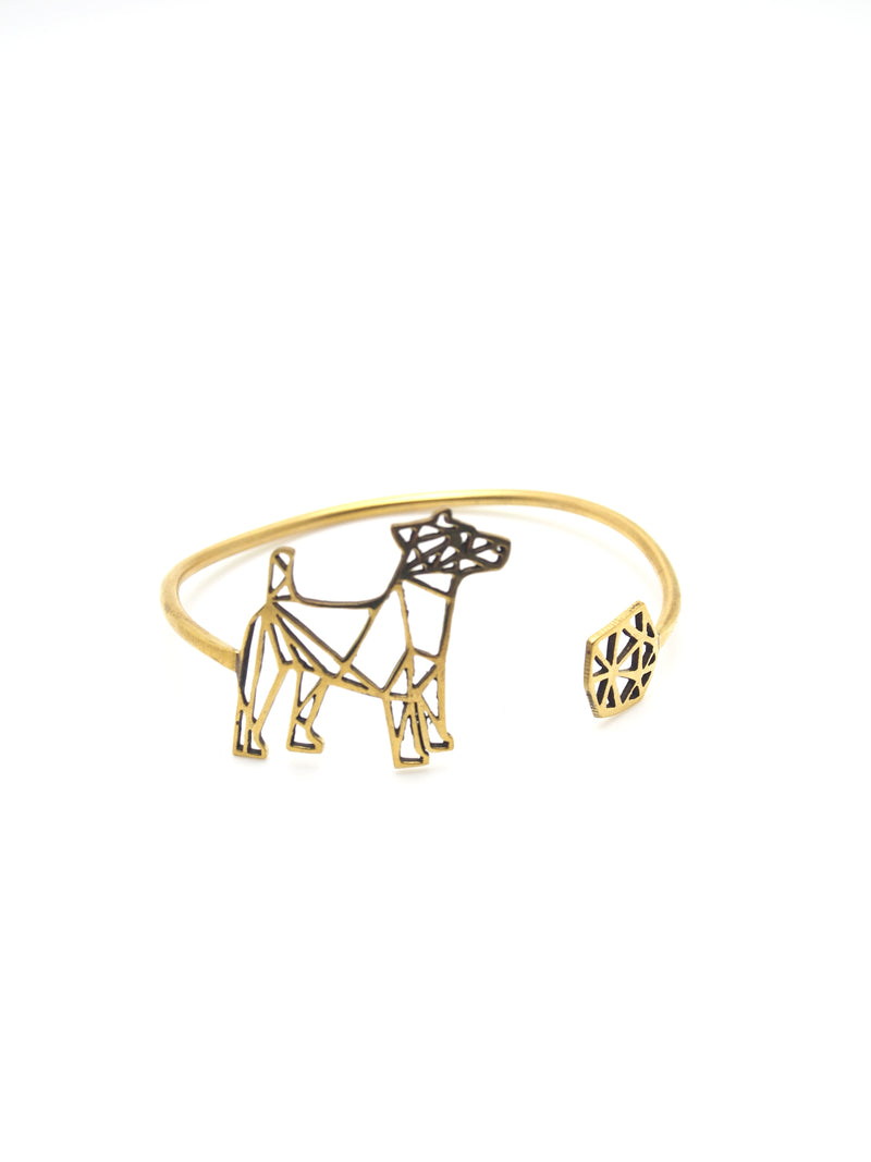 Hansel & Smith - Jack Russell Terrier Bangle