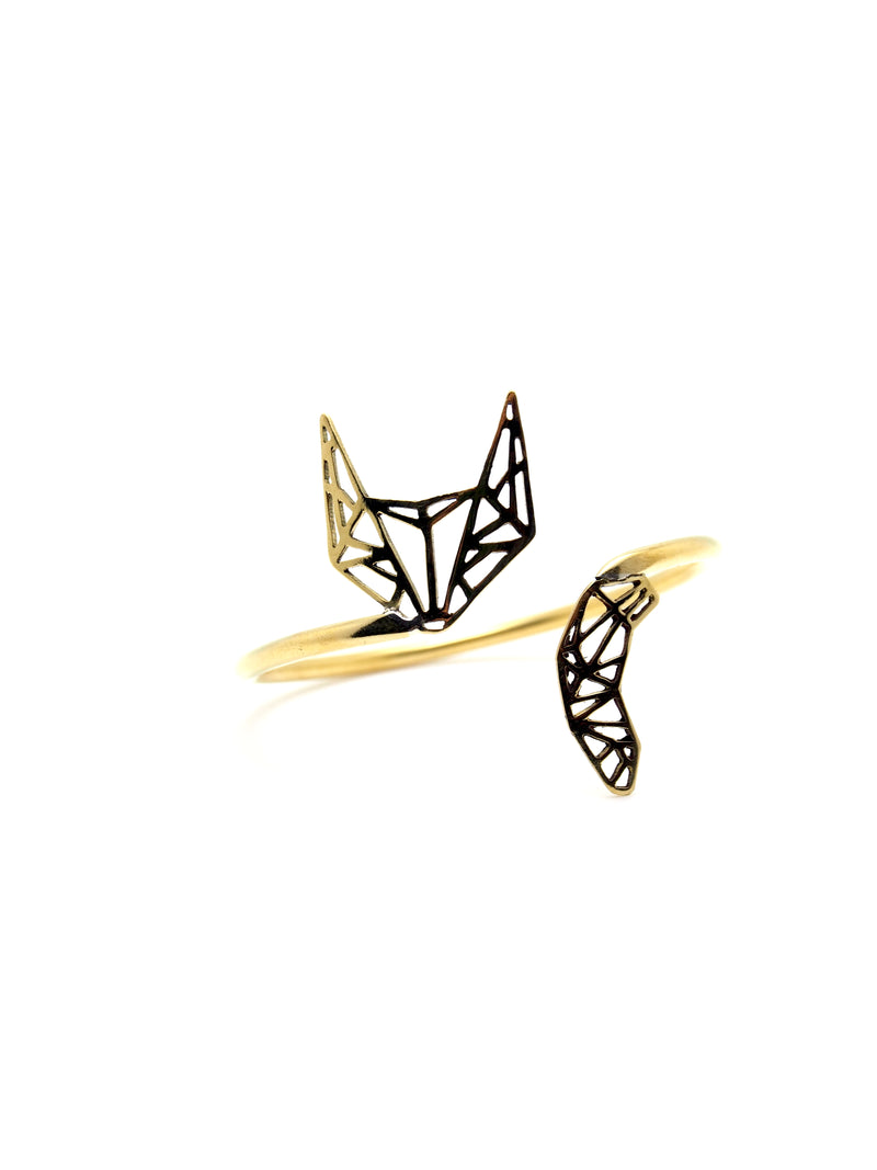 Hansel & Smith - Baby Fox Bangle