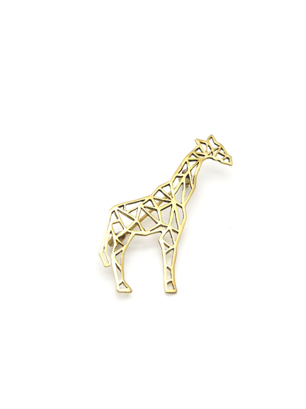 Hansel & Smith - Giraffe Brooch