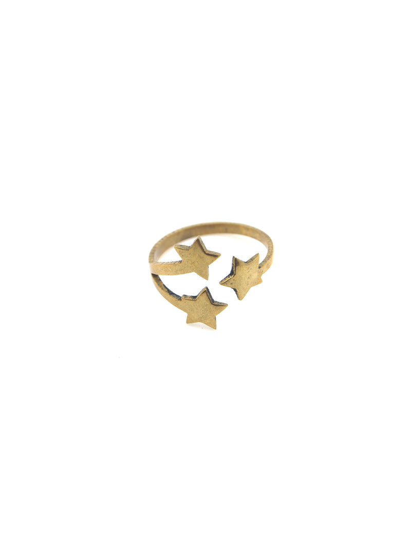 Hansel & Smith - Three Stars Ring