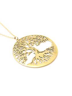 Hansel & Smith - Tree of Life Necklace