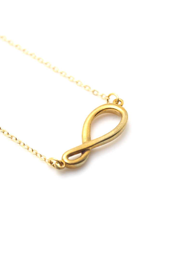Hansel & Smith - Infinity Necklace