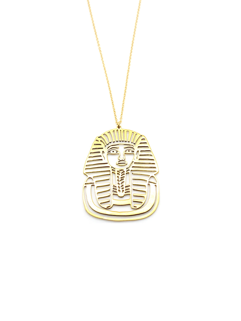 Hansel & Smith - Ancient Egypt Pharaoh Necklace