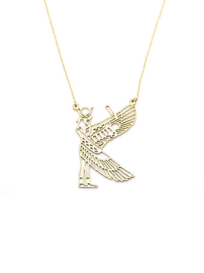 Hansel & Smith - Ancient Egypt Isis Necklace