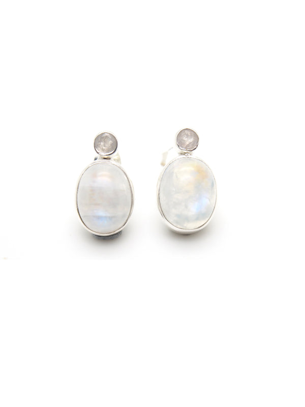 Amebelle & Co. - Daniela Moonstone Earring