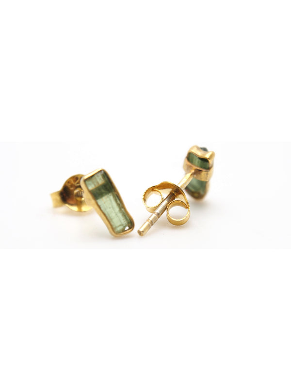 Amebelle & Co. - Green Tourmaline Earring
