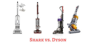Dyson Vs Shark – Which Is A Better Vacuuming Brand?