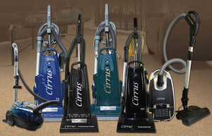 Know The Types Of Cirrus Vacuums And Their Uses