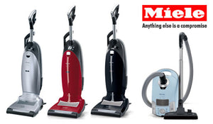 Top 4 Upright Vacuum Cleaners by Miele