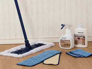 Tips For Cleaning And Maintaining Hardwood Floors