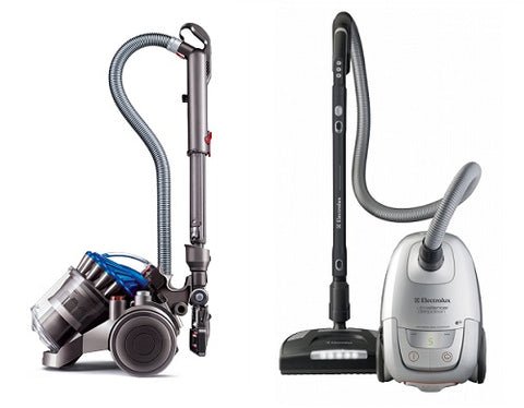 Canister-vacuum-cleaners