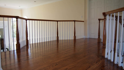 Hardwood-Floor-Care-And-Oak-Railing-Refinishing