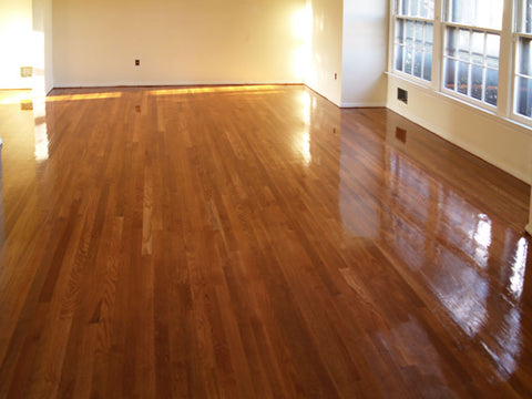 cleaning and protecting -wood-floor