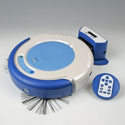 Robotic Vacuum cleaning