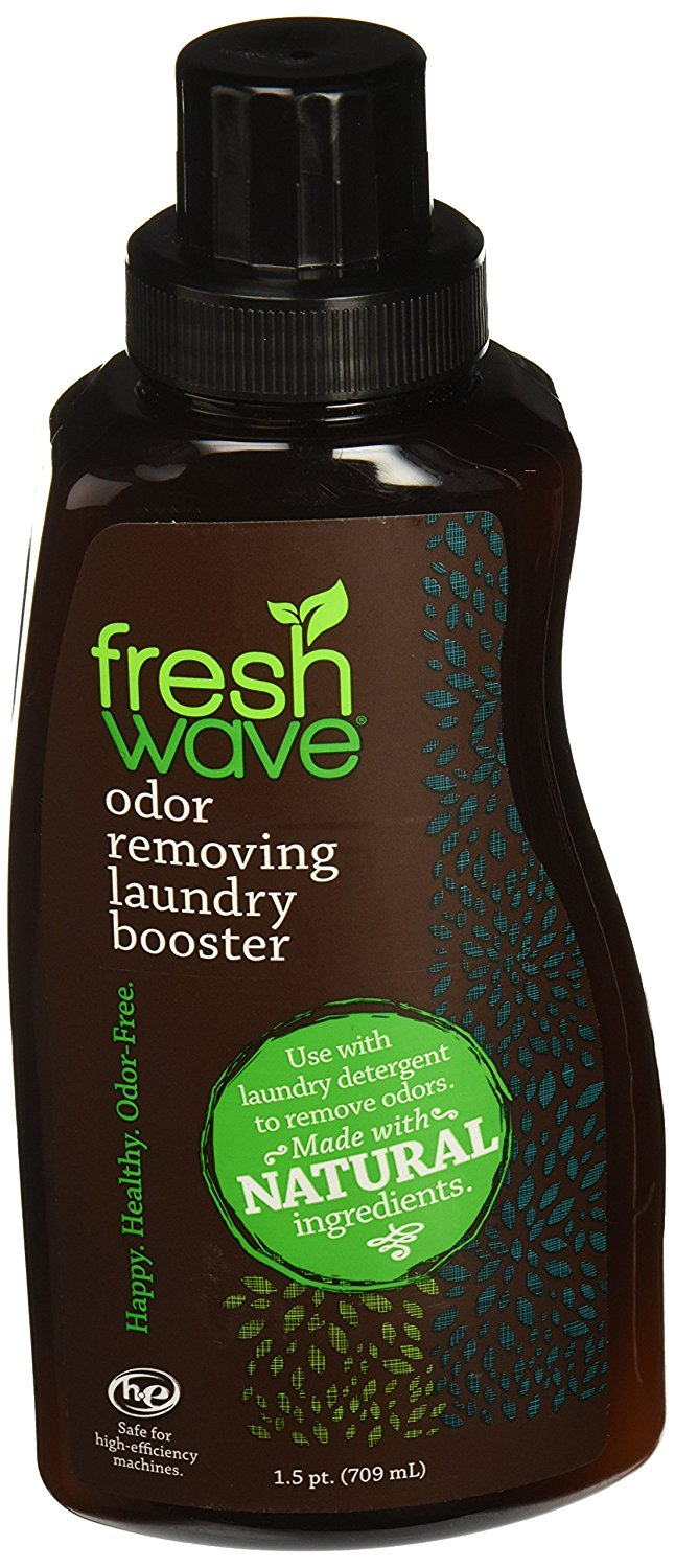 Fresh Wave Odor Removing Laundry Booster, 24 oz SKU 020