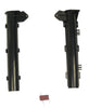 ProTeam Wand, 2 Pc Set with Switch 1200XP 15XP 1500XP with Holder Part 105490