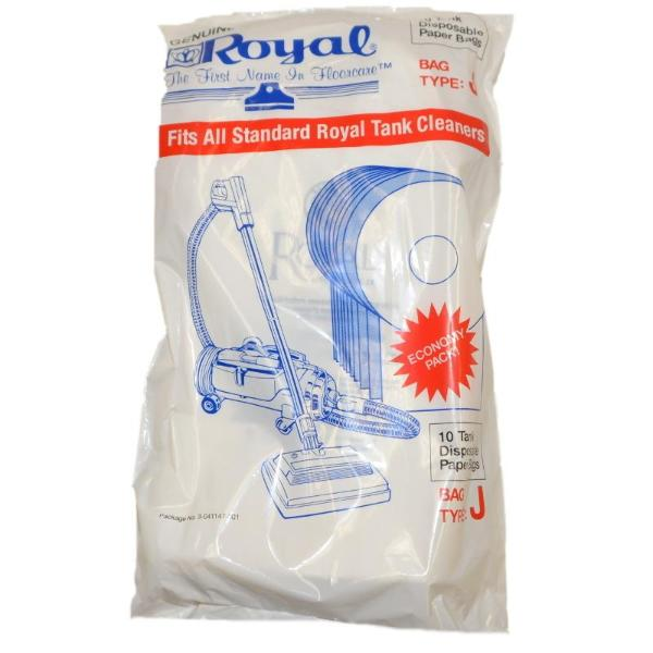 Royal Vacuum Bags 10pk Part 3041147001