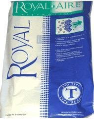 Royal Type T, Dirt Devil Paper Bags, RY5300 (Pack of 7) Part 3423002001