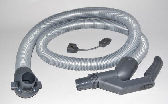 Sebo Handle, Gray With 7' Hose D4 Part 8119AM