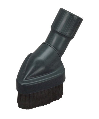 Sebo Dusting Brush, nylon bristles, large opening (gray black) #1094GS