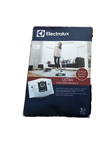 Electrolux Canister Ultra Type S Clinic Paper Bags 3 Pk # EL211-4,EL211