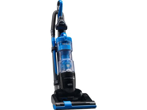 "Panasonic ""Jet Force Bagless"" Upright Vacuum Cleaner, Dynamic Blue & Black finish SKU MC-UL425"