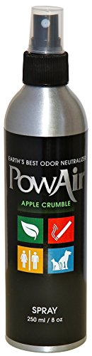 PowAir | Odor Neutralizer Spray | Apple Crumble | 8oz