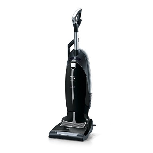 Miele Dynamic U1 Auto Eco Upright Vacuum, Obsidian Black - Corded SKU 41HJE030USA