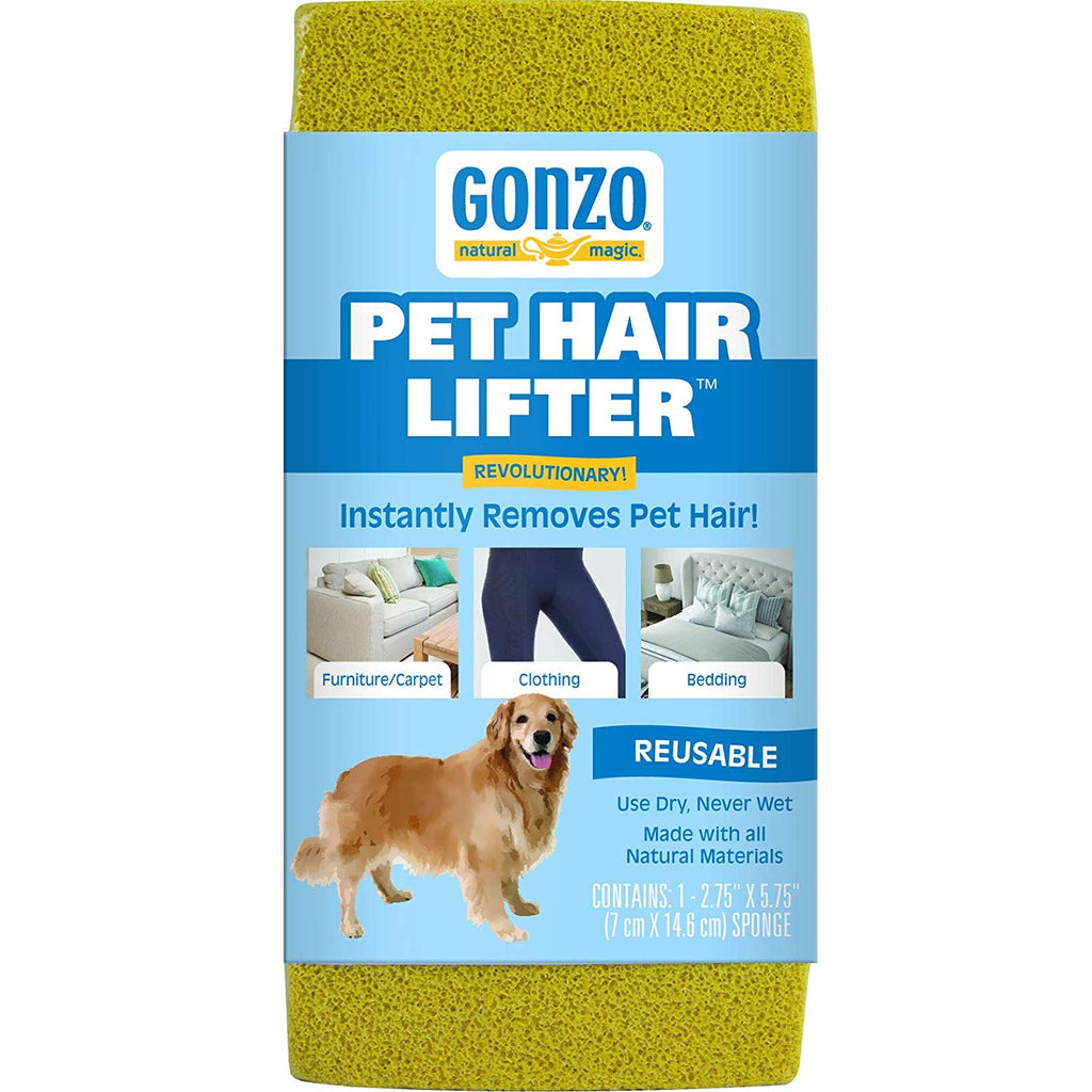 Gonzo Pet Hair Lifter Sponge, Part 32-0107-02, 1020D