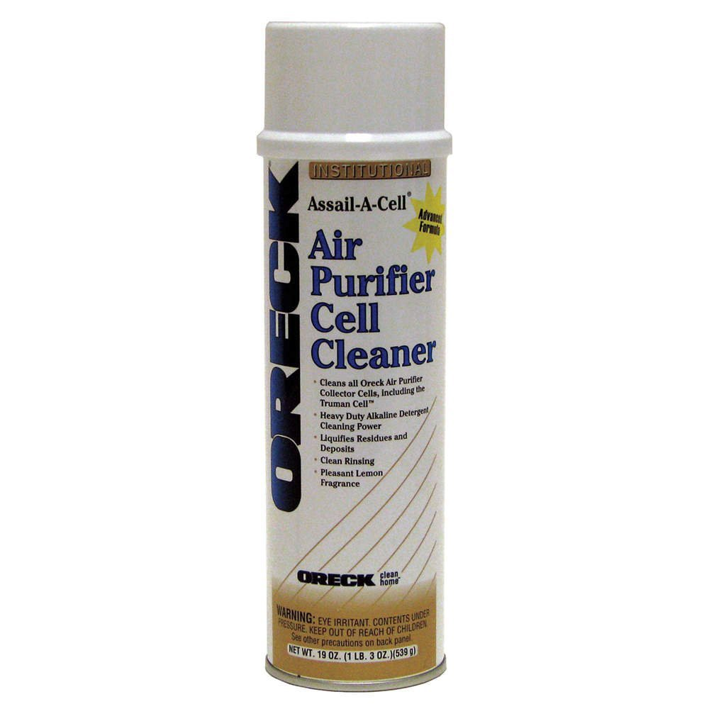 Oreck Assail-A-Cell Cleaner 19oz Can Part 32358, O-32358