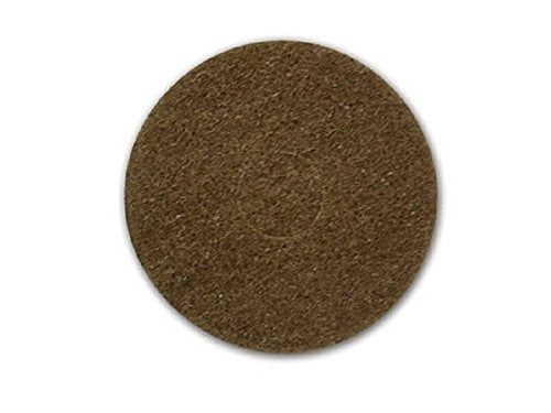 Oreck Orbiter ORB300,ORB400, ORB700 Series Scurb Pad Brown Single Part 437-049, 437049