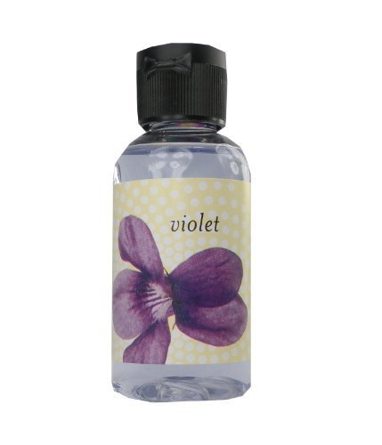 One Bottle of Genuine Rainbow Violet Fragrance Part R14940