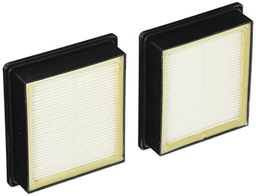 ProTeam HEPA Replacement Filter Twin Pack, HEPA Media Vacuum Filters Part 107315