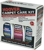 Hoover Carpet Care Kit with Spray Applicators - Part 40304001