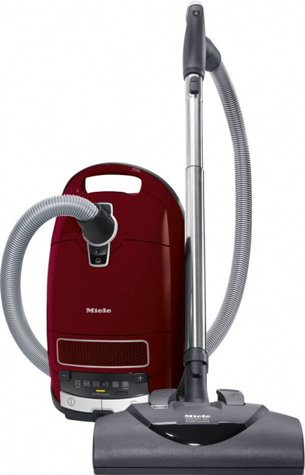Miele Complete C3 Soft Carpet Canister  Vacuum Cleaner SGFE0, 41GFE039USA