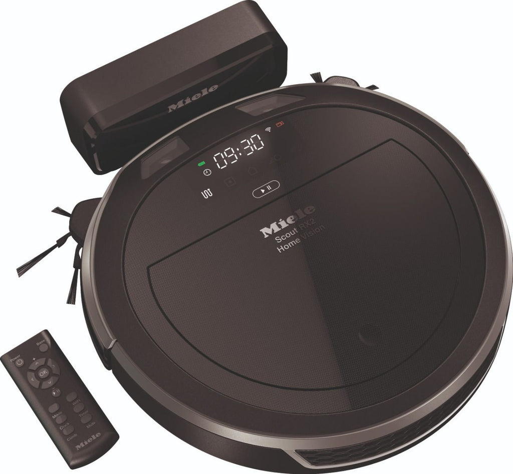 Miele Scout RX2 Home Vision Robotic Vacuum Cleaner SKU 41LQL030USA