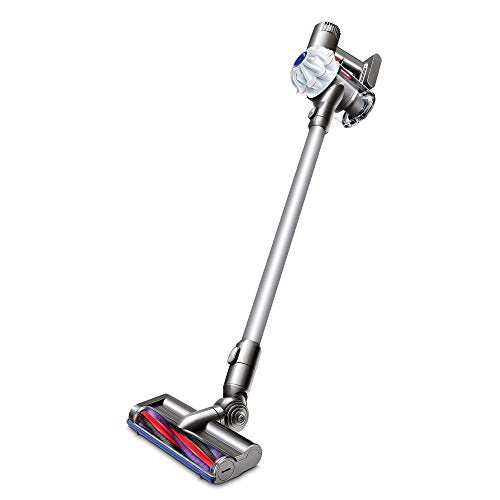 Dyson V6 Cord-free Stick Vacuum Cleaner, White 209472-01
