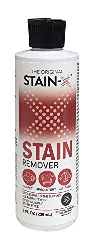 Stain-X Multi-Purpose Stain Remover - 8 oz (40008) Part 40812-24S, 40008-24S