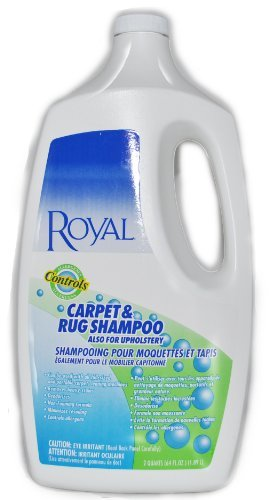 Royal Carpet & Rug Shampoo 64oz Part 3115030001