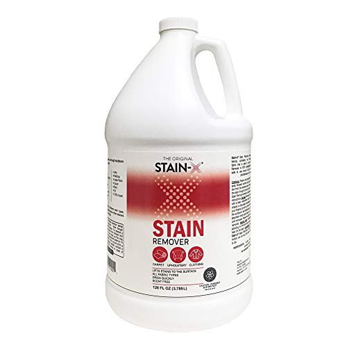 Stain-X Multi-Purpose Stain Remover - 128 oz (1 gallon) Part 40001-04S