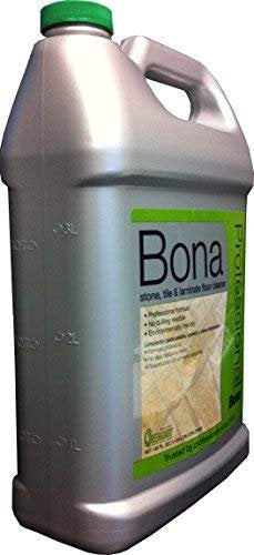 Bona Pro Series Wm700018175 Stone Tile and Laminate Cleaner Ready to Use FamilyValue 1Gallon