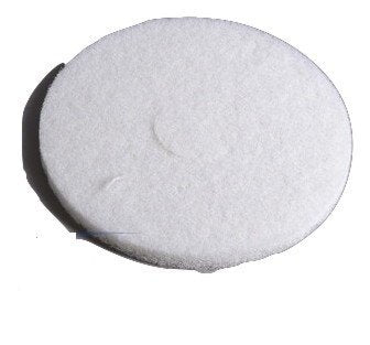 "Oreck Polishing Pad 12"" White Orbiter ORB300, ORB400 Part 437-051"