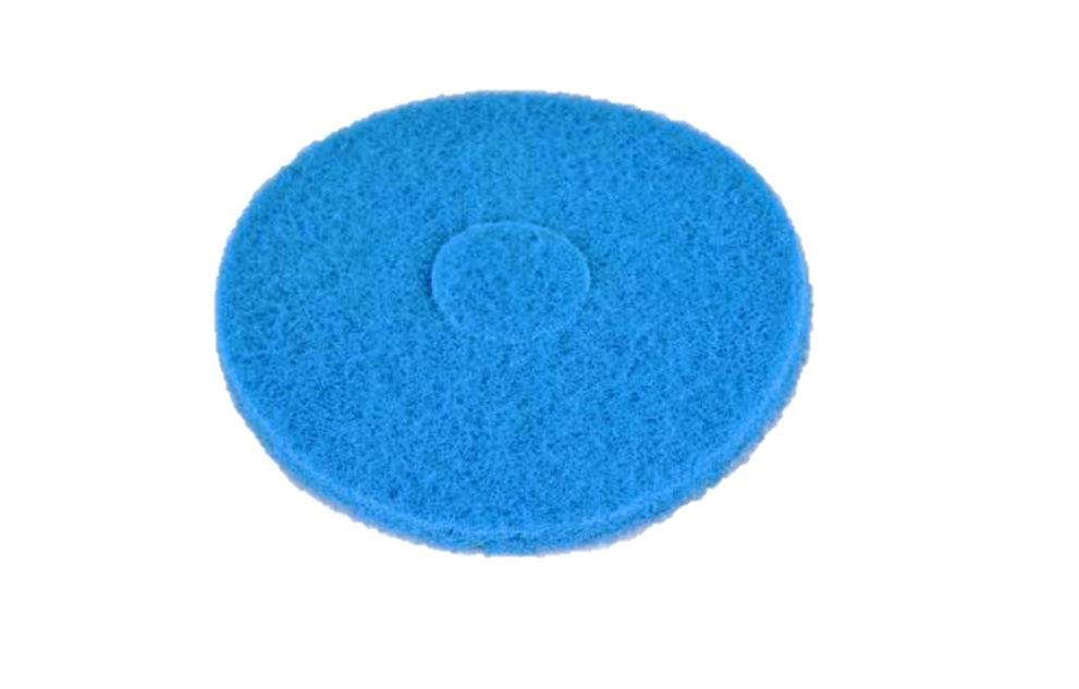 Oreck Orbitor, Scrub Pad-Blue, Part 437-057, 437057