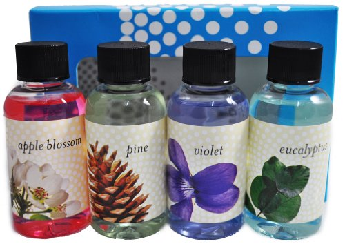 Rainbow Genuine Assorted Fragrances Collection Pack for Rainbow and RainMate