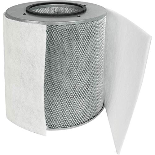 Austin Air FR205B Allergy Machine Junior Replacement Filter, White