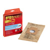 3Pk Filtrete Paper Bags for Panasonic C-20E Part 68702-6