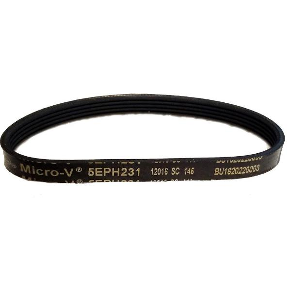 Oreck Belt, Serpentine Poly-V UPRO12 Vacuum Belt Part 85.2007.1