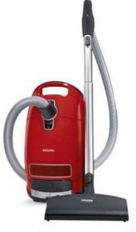 Miele Complete C3 HomeCare + SEB217-3 (Mango Red) Canister Vacuum Cleaner Part C3_HOMECARE+SEB217-3