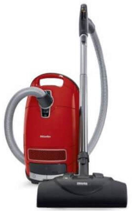 Miele Complete C3 HomeCare + SEB228 (Mango Red) Canister Vacuum Cleaner Part C3_HOMECARE+SEB228