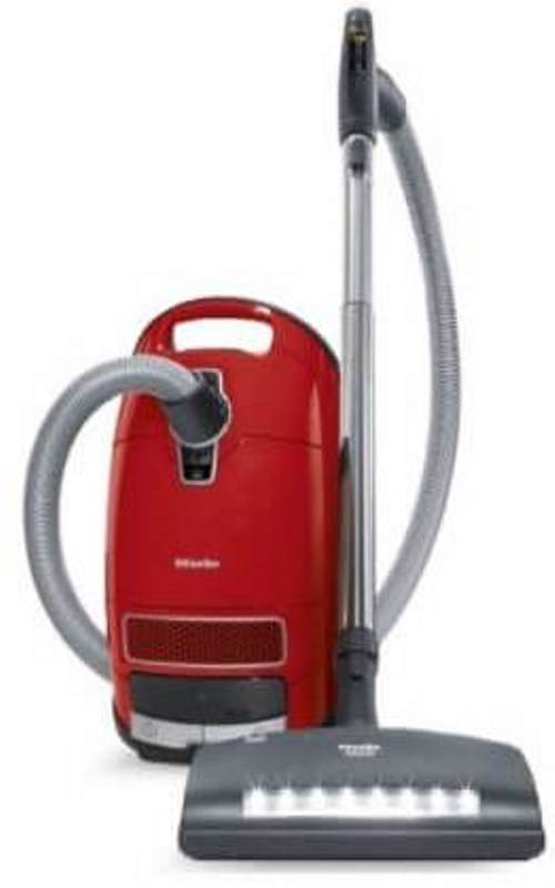 Miele Complete C3 HomeCare + SEB236 (Mango Red) Canister Vacuum Cleaner Part C3_HOMECARE+SEB236